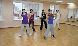 Занятия по танцам для детей М. коломенская